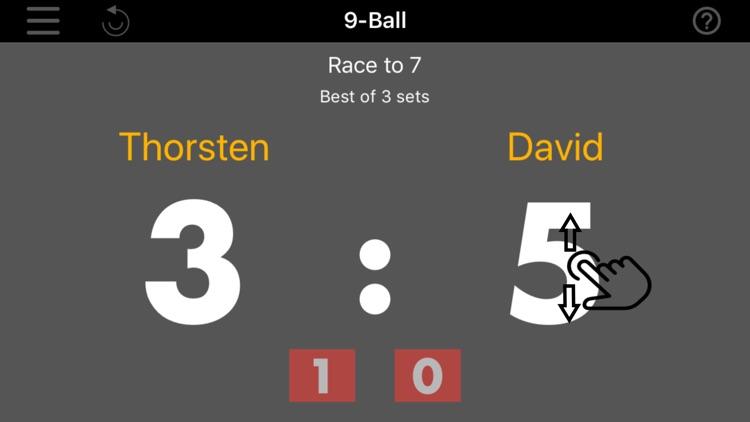 Scoreboard Master screenshot-5