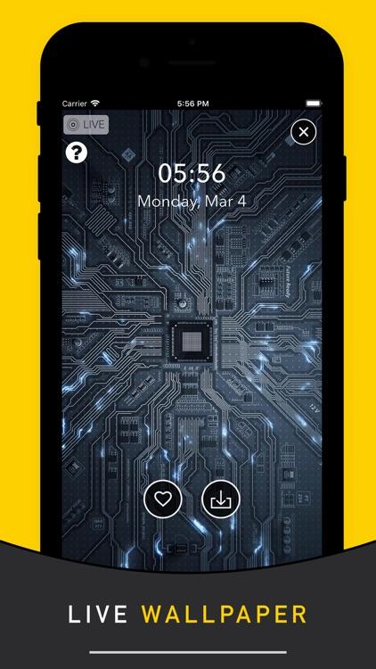 Bling Launcher Live Wallpapers screenshot-3
