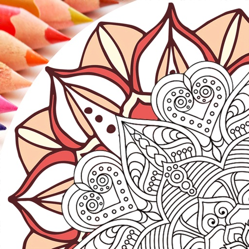 GemColor - Adult Coloring Book
