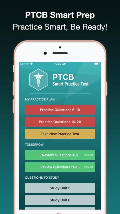 PTCB Smart Test Prep +