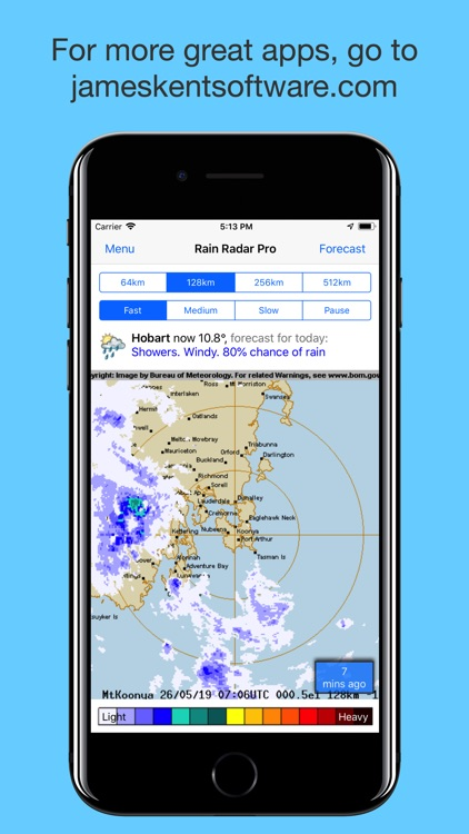 Rain Radar Pro - Aus Weather screenshot-3