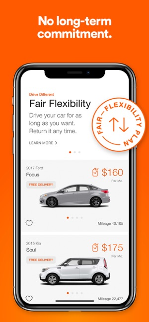 Fair Get A Car On Your Phone On The App Store