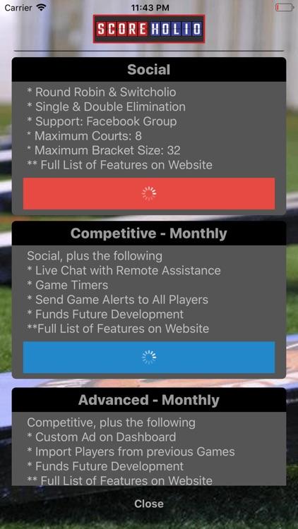 Scoreholio screenshot-6