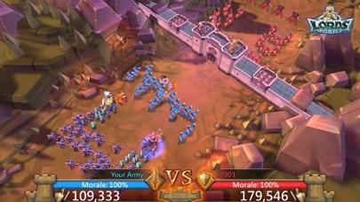Lords Mobile: Kingdom Wars Screenshot