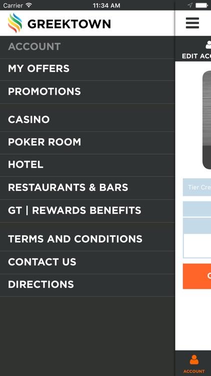 Greektown Casino-Hotel screenshot-3