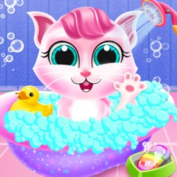 Baby Pet Wash Dressup Bathing