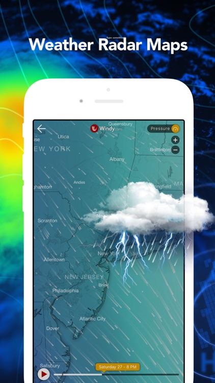 Weather - Live Weather Radar screenshot-5