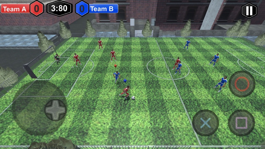 Street Football Game 2020 App 截图