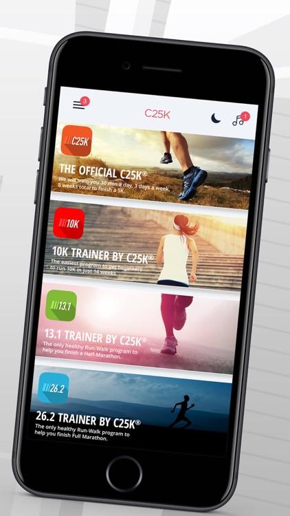C25K® 5K Trainer screenshot-9