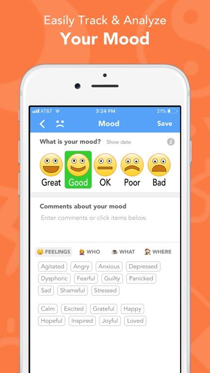 Moodfit – Shape Up Your Mood screenshot-5