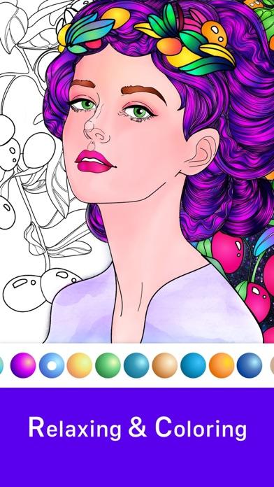 inColor - Art Coloring Space screenshot 6