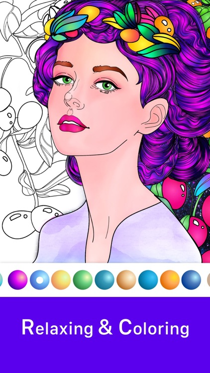 inColor - Coloring & Drawing screenshot-5