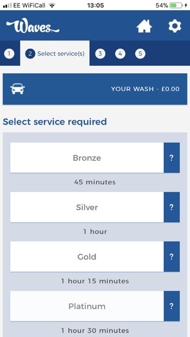 Waves Car Wash screenshot three