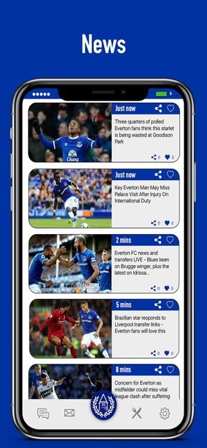 The-Toffees on the App Store