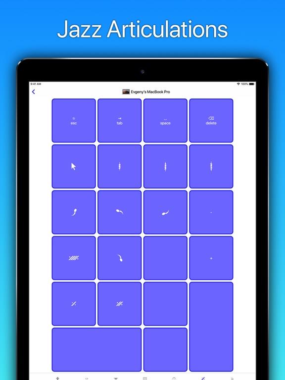 Sibelius KeyPad for Macのおすすめ画像6