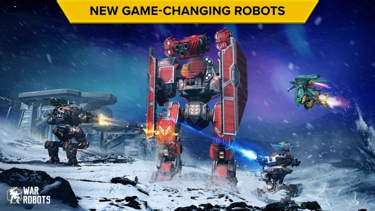 War Robots Multiplayer Battles screenshot-0