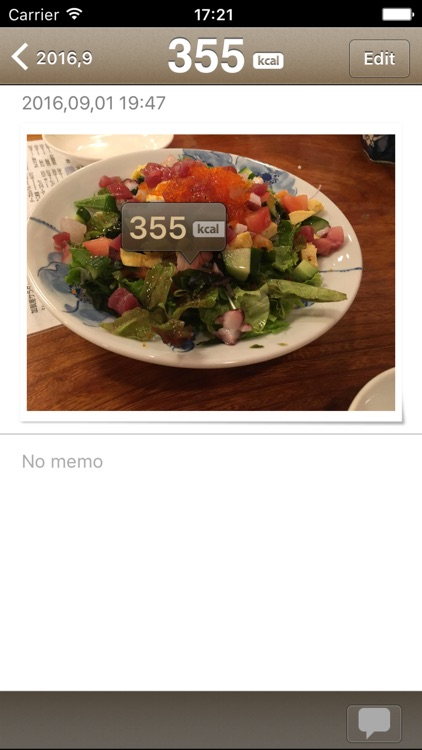 FoodLog : Calorie Counter screenshot-3