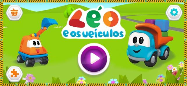 Leo O Caminhao E Os Veiculos Na App Store
