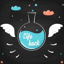 10,000 + Life Hacks Tips