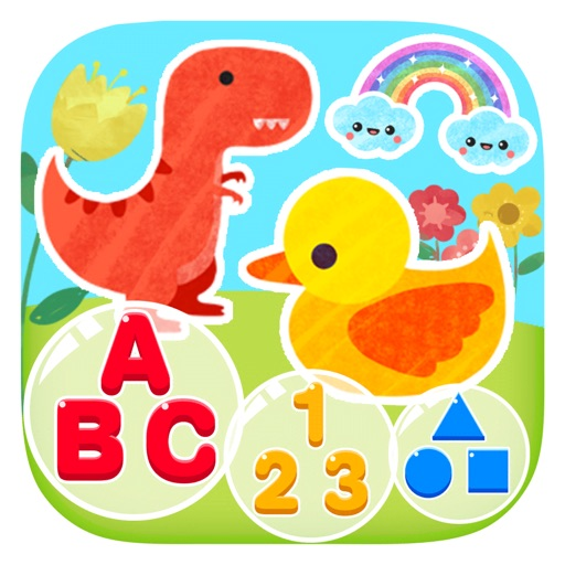 Kids ABC Colors Numbers Shapes