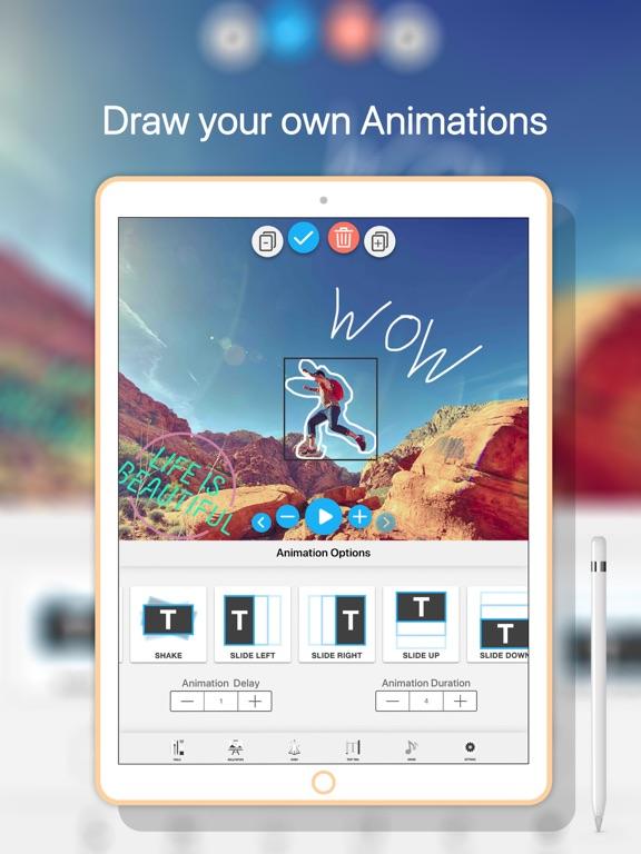 Photo Animator Studio Maker Screenshots