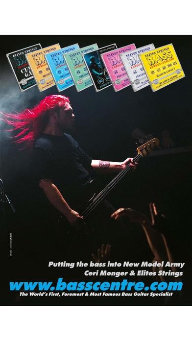 Bass Guitar Legacy Subscriber Screenshot
