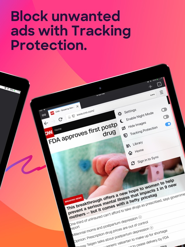 Firefox: Private, Safe Browser on the App Store