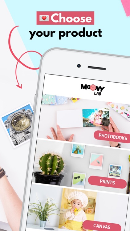 Moony Lab - Photo printing