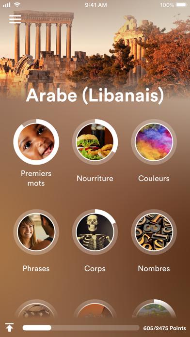 Apprendre l'arabe (libanais)