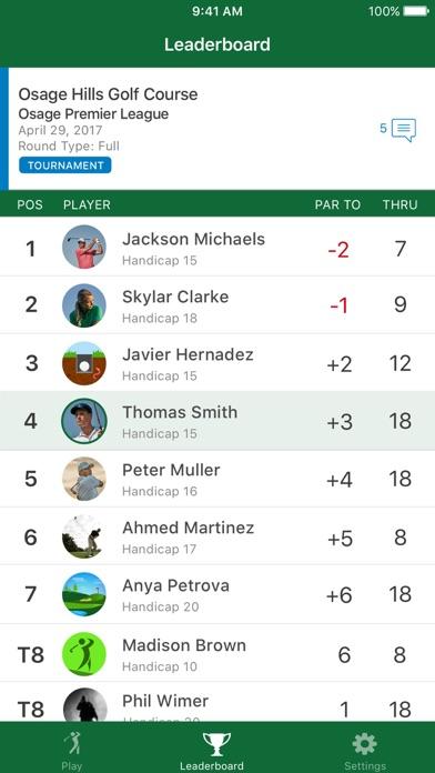 Garmin Golf screenshot 4