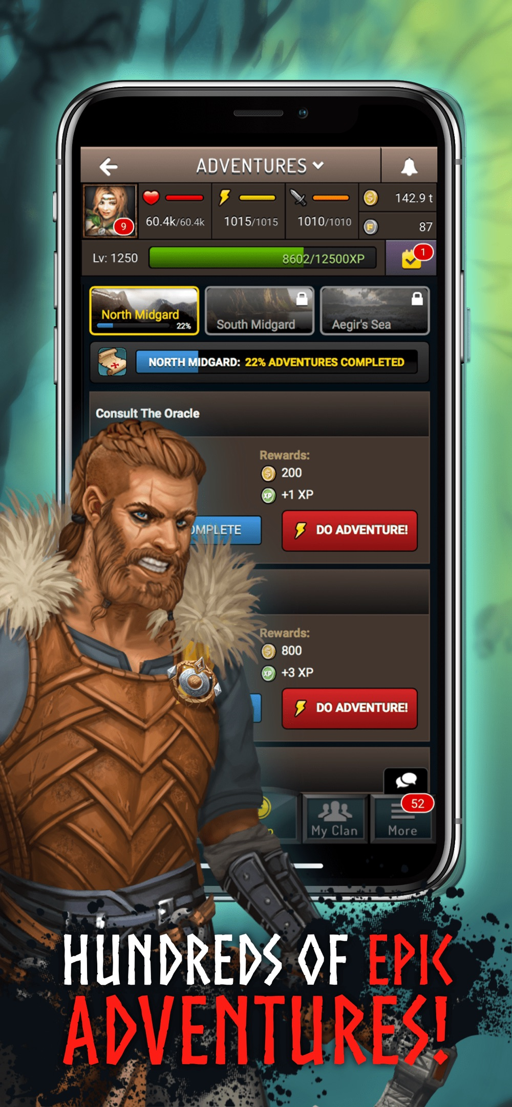 Viking Clan Cheat Codes