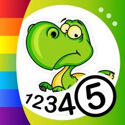 Malen Nach Zahlen Dinosaurier Im App Store
