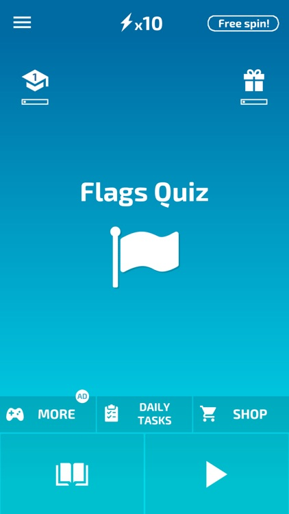 Flags of the World - Quiz Game screenshot-4