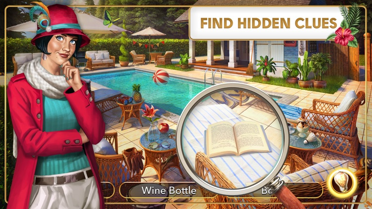 June's Journey: Hidden Objects screenshot-0
