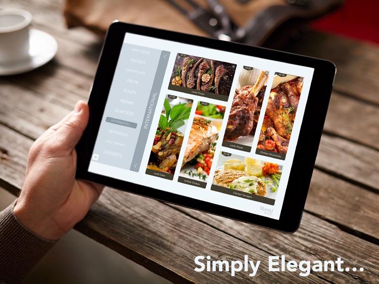 Menu Maker - Restaurants eMenu screenshot-4