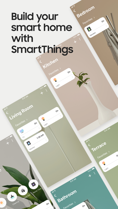 SmartThings by Samsung Electronics CO LTD  (iOS, United