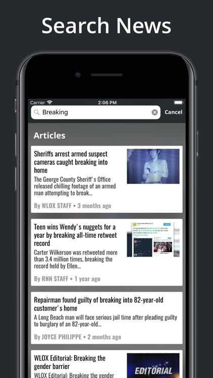WLOX Local News screenshot-3