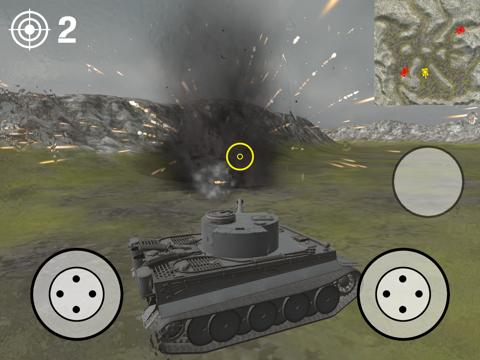 World War 2 Tanks - náhled