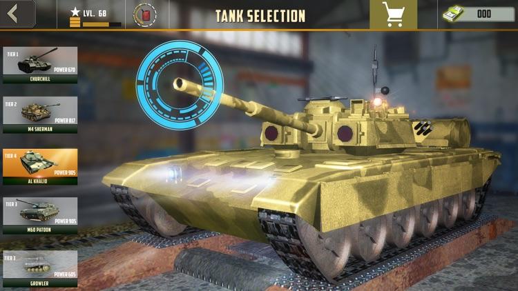 World Tanks Battle Game