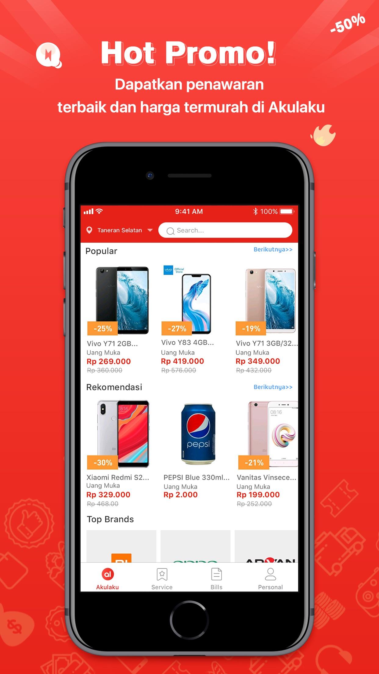 Akulaku - Installment Shopping Screenshot