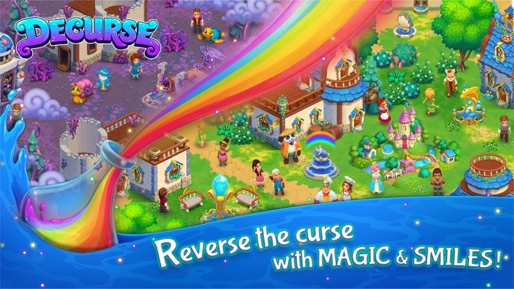 Decurse – Magical Farming Game screenshot-0