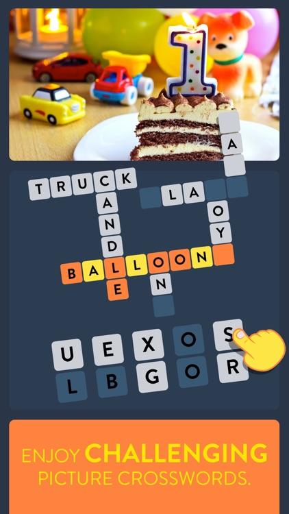 Wordalot – Picture Crossword screenshot-0