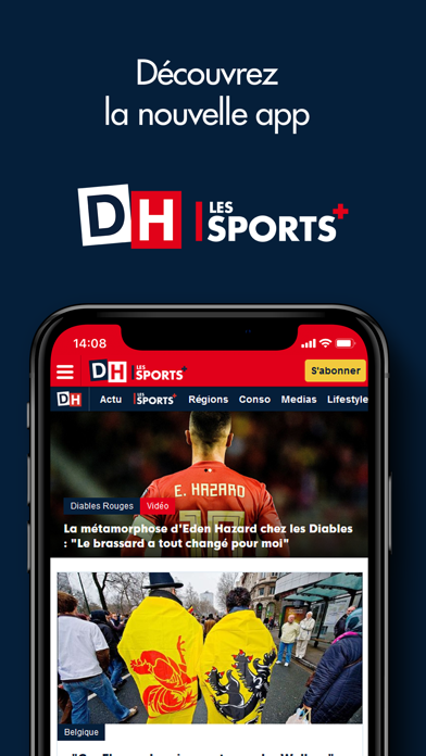 DH Les Sports + screenshot one