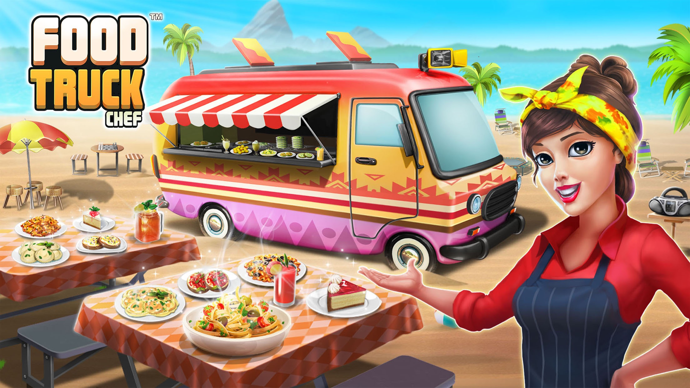 Food Truck Chef™:Cooking Games Screenshot