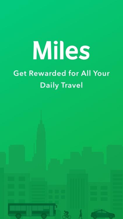 Miles - Rewards For All Travel screenshot-0