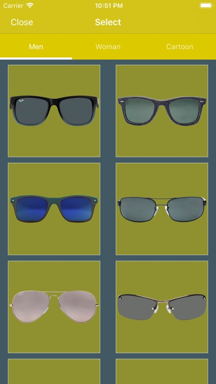 Glasses & Cap Photos PRO