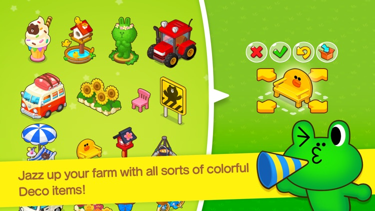LINE BROWN FARM screenshot-3