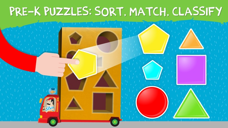 Toddler Games:learning puzzles screenshot-8