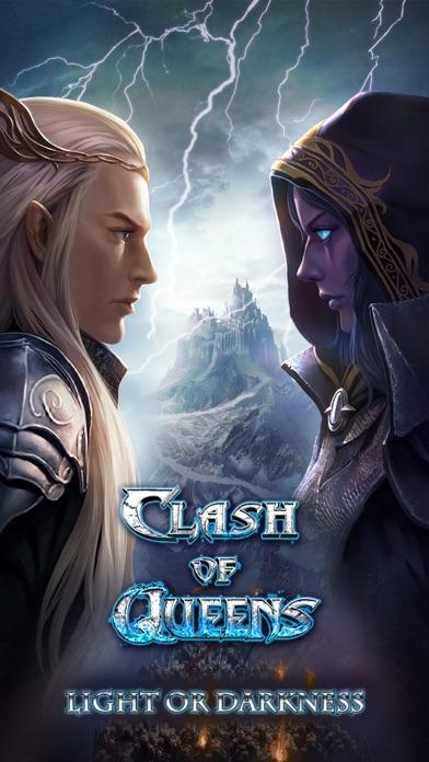 Clash of Queens: Light or Dark by ELEX Wireless (iOS, United