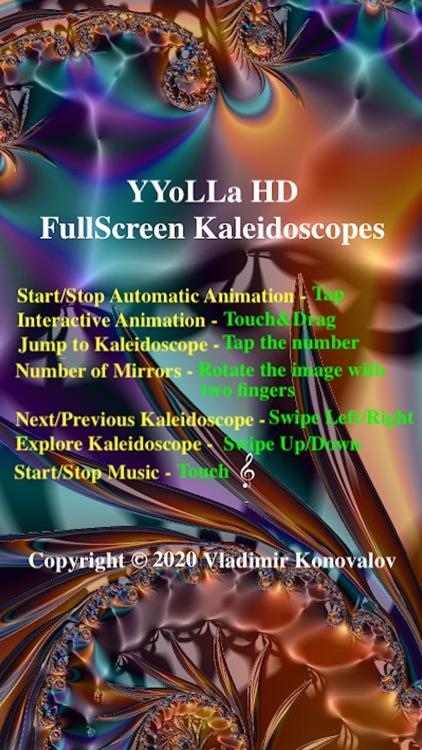 FullScreen Kaleidoscopes screenshot-0